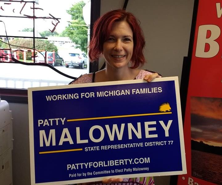 Libertarian Patty Malowney Challenges Republican Tommy Brann on Key Issues to Voters in District 77 House Race